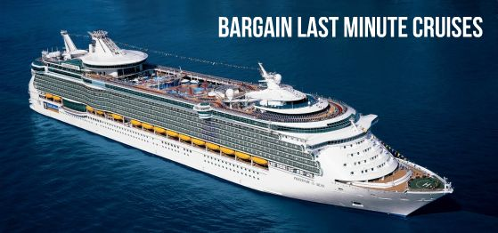 Last Minute Cruises Booking Tips